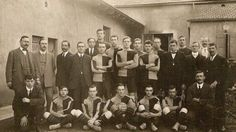 Crook Town team from the 1900s