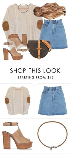 """""""love songs"""" by racheld24 ❤ liked on Polyvore featuring Urban Outfitters, Rebecca Minkoff, Judith Ripka and Louis Vuitton"""