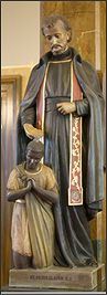 a biography of st peter claver After this brief narrative of the heroic life of st peter claver, we deem it proper to conclude with a short account of the two great miracles which caused the sacred congregation of rites on nov 1st, 1887, to canonize the apostle of the negroes.