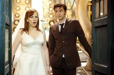 Ten and Donna—ahem, David Tennant and Catherine Tate—are coming back to Doctor Who.
