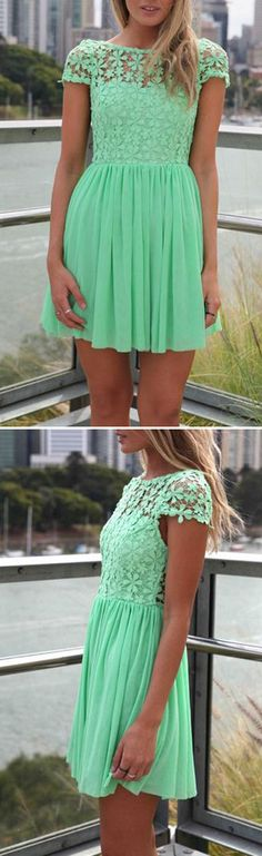 Beautiful Mint Dress