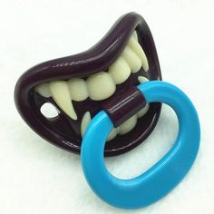 Cheap baby nipple, Buy Quality funny pacifier directly from China silicone baby pacifier Suppliers: Hot Vampire Funny pacifiers Silicone Baby Pacifier BPA Free Baby Nipple For Infant Feeding With Packing Funny Pacifiers, Baby Pacifiers, Goth Baby, Halloween Toys, Halloween Vampire, Bottle Feeding, Baby Feeding, Funny Babies, Baby Toys