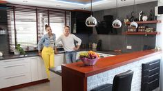 Zobaczcie, jak polskie gwiazdy urządziły swoje kuchnie. Czyją chcielibyście mieć? - Dom
