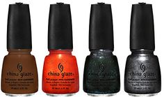 Peep the Hunger Games inspired nail polishes here......