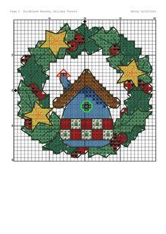 Cross Stitchs *<3* Christmas