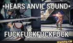*hears anvil sound* -crapcrapcrapcrap!!!!