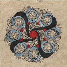 Pattern Play with Pens: Mandala Mania,