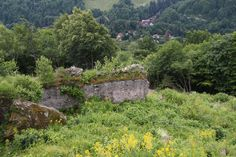 Ruins of Balvanyos fortress Mountains, Nature, Travel, Naturaleza, Viajes, Trips, Nature Illustration, Outdoors, Traveling