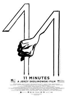 11 Minutes by Jerzy Skolimowski. Poster. #Venezia72 competition.