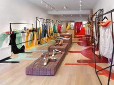 Uma Estilosa Boutique em Toronto | Design Innova