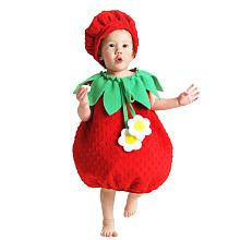 "Strawberry Halloween Costume - Toddler Size 18 Months - 2T - Buyseasons - Toys ""R"" Us"