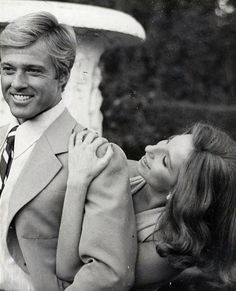 THE WAY WE WERE ~ Robert Redford & Barbra Streisand
