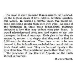 From Justice Anthony Kennedy's majority opinion
