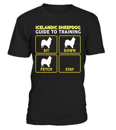 "# Icelandic Sheepdog T-Shirt | Funny Guide To Training .  Special Offer, not available in shops      Comes in a variety of styles and colours      Buy yours now before it is too late!      Secured payment via Visa / Mastercard / Amex / PayPal      How to place an order            Choose the model from the drop-down menu      Click on ""Buy it now""      Choose the size and the quantity      Add your delivery address and bank details      And that's it!      Tags: Icelandic Spitz shirt is made…"