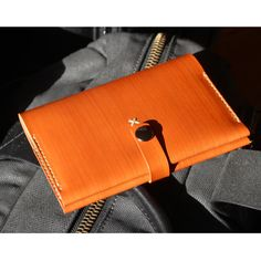 JAQET Saddle Passport wallet
