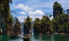 They're getting harder to find, but there are still corners of rural and coastal Thailand relatively untouched by tourism. We pick unspoilt islands and stunning national parks away from the crowds