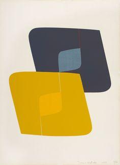 Sem Título 1971 | Tomie Ohtake serigrafia sobre papel, 16/40 42.50 x 40.00 cm Kyoto Japan, All Poster, Posters, Tomie Ohtake, Eva Hesse, Agnes Martin, Richard Serra, Contemporary Art, Touch