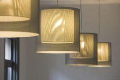 Lámparas de suspensión Moaré