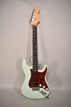 Moollon S-Classic Sonic Blue Finish $1,495.00