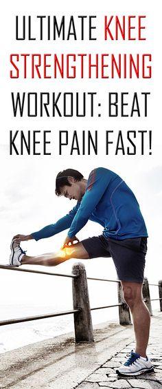 ULTIMATE Knee Strengthening Workout: Beat Knee Pain Fast! #kneeworkout #kneepain #runnersknee #kneestrengthening #kneeexercise #kneepainrelieve