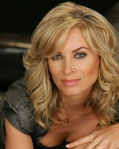 """young and restless   Eileen Davidson in """"The Young and the Restless"""""""