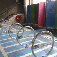 Limerick Hoop Cycle Stand | Larkin Street Products Manufacturers in Ireland and the UK