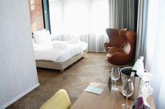 Suite à l'hôtel De Hallen  #Amsterdam #DeHallen #Hotel #Suite #Room #Best