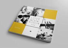 The Love Book by Long Ruồi, via Behance
