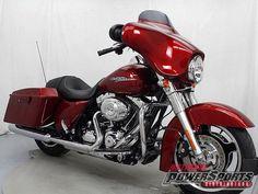 Harley-Davidson 2012 Touring FLHX Street Glide