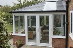 Do you need a replacement roof for your solid conservatory roof or glass conservatory roof? Use our VR tool to explore our replacement conservatory roofs. Replacement Conservatory Roof, Tiled Conservatory Roof, Lean To Conservatory, Conservatory Design, Conservatory Interiors, Conservatory Extension, Curved Pergola, Modern Pergola, Pergola With Roof