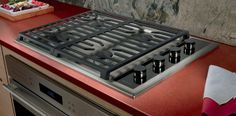 """30"""" Transitional Gas Cooktop   Wolf Appliances"""