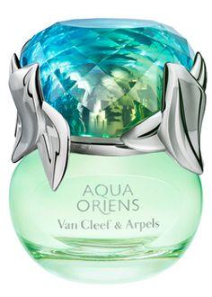 Flacon de parfum : Aqua Oriens, Van Cleef & Arpels