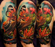 Artist Spotlight: Unbelievably Realistic Tattoos By Ilya Fominykh