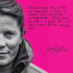 Team SCA have successfully completed the circumnavigation, completing a feat that most of us only dream about. Photo by Ainhoa Sanchez/Volvo Ocean Race #volvooceanrace #teamsca #women #sailing