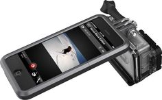 Proview GoPro Iphone Mount By PolarPro http://coolpile.com/gadgets-magazine/proview-gopro-iphone-mount-polarpro via coolpile.com  #BePrepared #Cool #Gear #Gifts #GoPro #iPhone #LCD #Samsung #VideoRecorder #coolpile