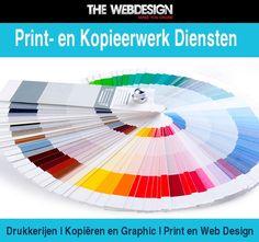 Print het logo van uw bedrijf op duizenden kwalitatief hoogwaardige producten met het afdrukken van diensten op #TheWebDesign. Printing Services, Chart, Logo, Prints, Logos, Logo Type, Environmental Print