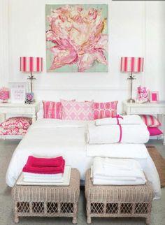 Dormitorio femenino.