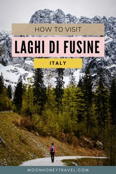 How to Visit Italy's Fusine Lakes (Laghi di Fusine) in the Julian Alps Italian Side, Slovenia Travel, Julian Alps, Forest Trail, Austria Travel, Visit Italy, Northern Italy, Hiking Trails, Italy Travel
