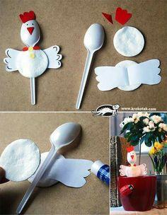 DIY_KIDS _ PLASTIC Spoon