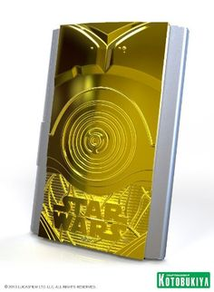 Kotobukiya Star Wars C3PO Business Card Holder >>> Be sure to check out this awesome product.