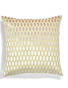 Velvet Oval Cushion   M&S