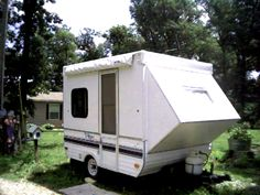CONVERTED POPUP CAMPER TRAILER - tribe.net