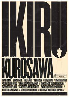Ikiru | Akira Kurosawa (1952). Kanji Watanabe has spent his life as a bureaucrat…