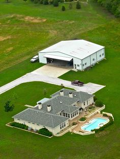Awesome Airpark Home In Texas! Live And Fly All In One Place For The Pilot