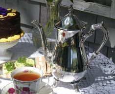 Tea Blog, My Tea, French Press, Kettle, Tea Time, Coffee Maker, Coffee Maker Machine, Tea Pot, Coffee Percolator