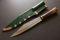Knives & Seaxes » Cedarlore Forge