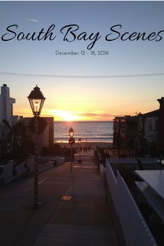 Clear skies and beautiful golden hour light marked the South Bay Scenes at the end of this week in December.   https://kierareilly.com/2016/12/19/south-bay-scenes-week-of-december-12-18-2016/