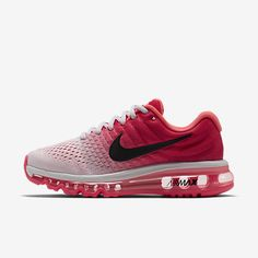 cheaper 34d8c f091c Chaussure Nike Air Max 2017 Pas Cher Femme Rouge Cocktail Rouge Cocktail  Noir