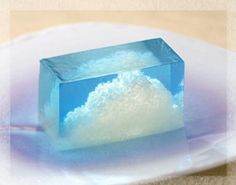 Wagashi, they've manged to capture clouds!
