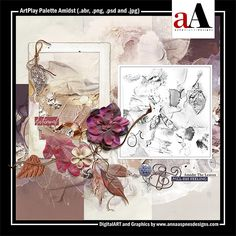 ArtPlay Palette Amidst Released 29 September 2017 by #annaaspnes of #aA designs #annaaspnes #digitalart #digitalartist #digitalartistry #digitalcollage #collage #digitalphotography #photocollage #art #design #artjournaling #digital #digital #scrapbooking #digitalscrapbooking #scrapbook #modernart #memorykeeping #photoshop #photoshopelements